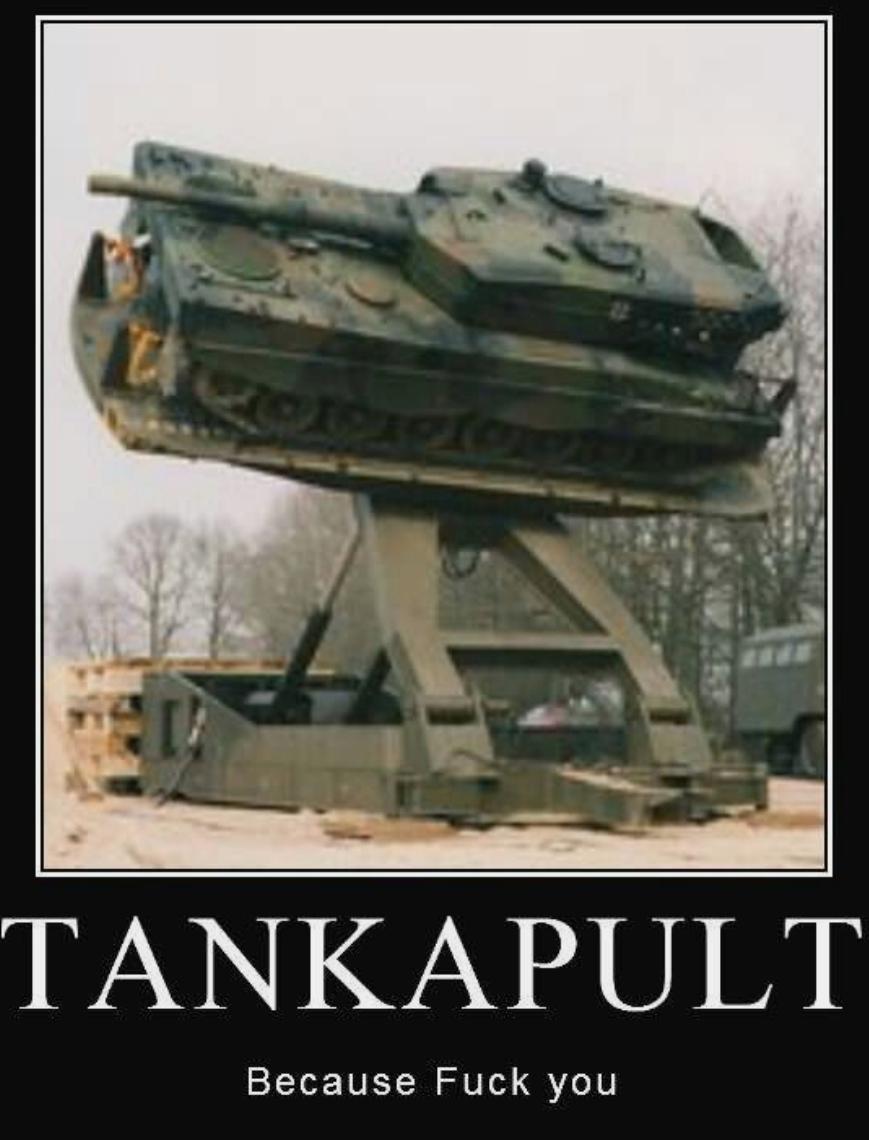 Tankapult - meme