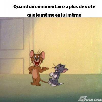 Un lien pour l'épisode ou Tom et Jerry se suicide ? - meme