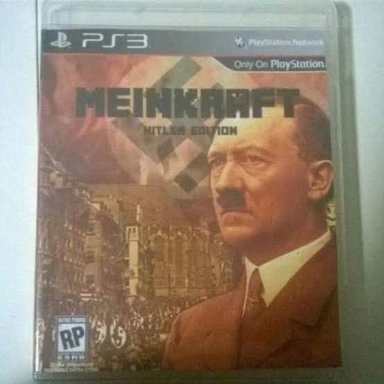 Hitler edicion  - meme