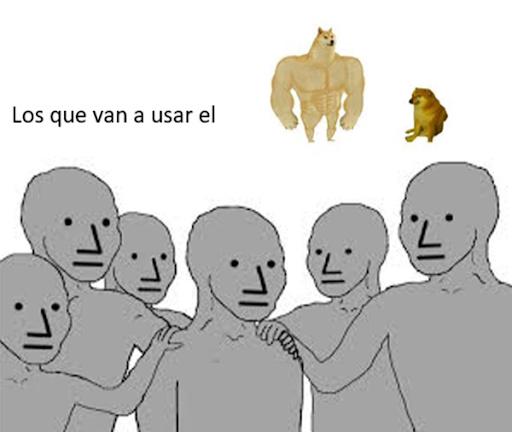 Tremendos NPC - meme