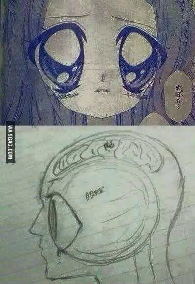 nadie: el anime: - meme