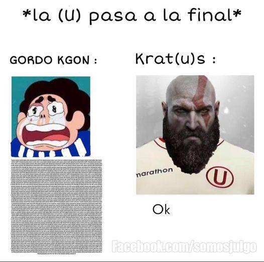 LLORA KGON - meme