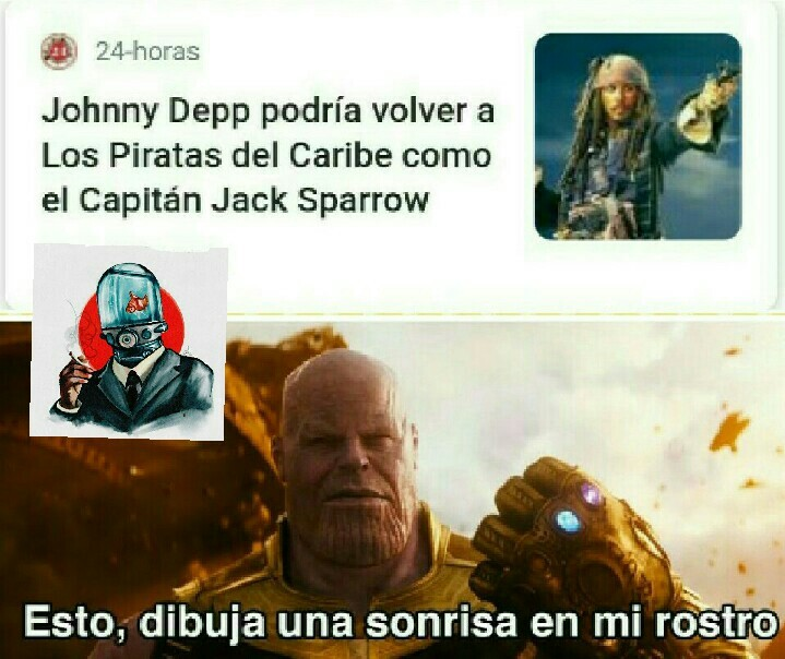 Grande Johnny - meme