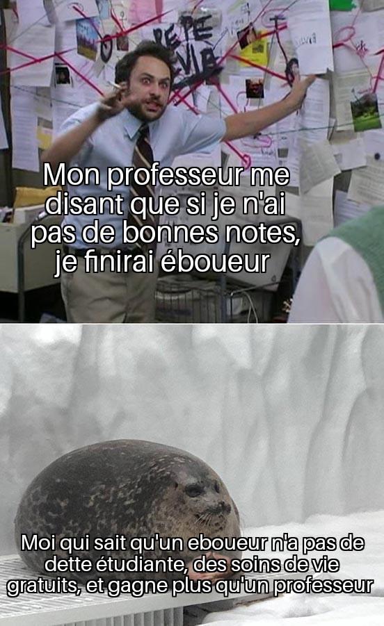 Coup dur - meme
