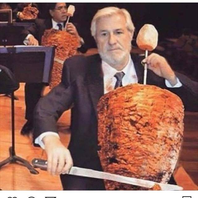 Kebab serenade - meme