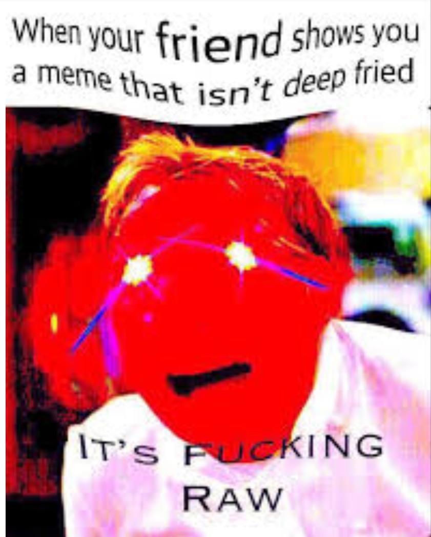 Raw - meme