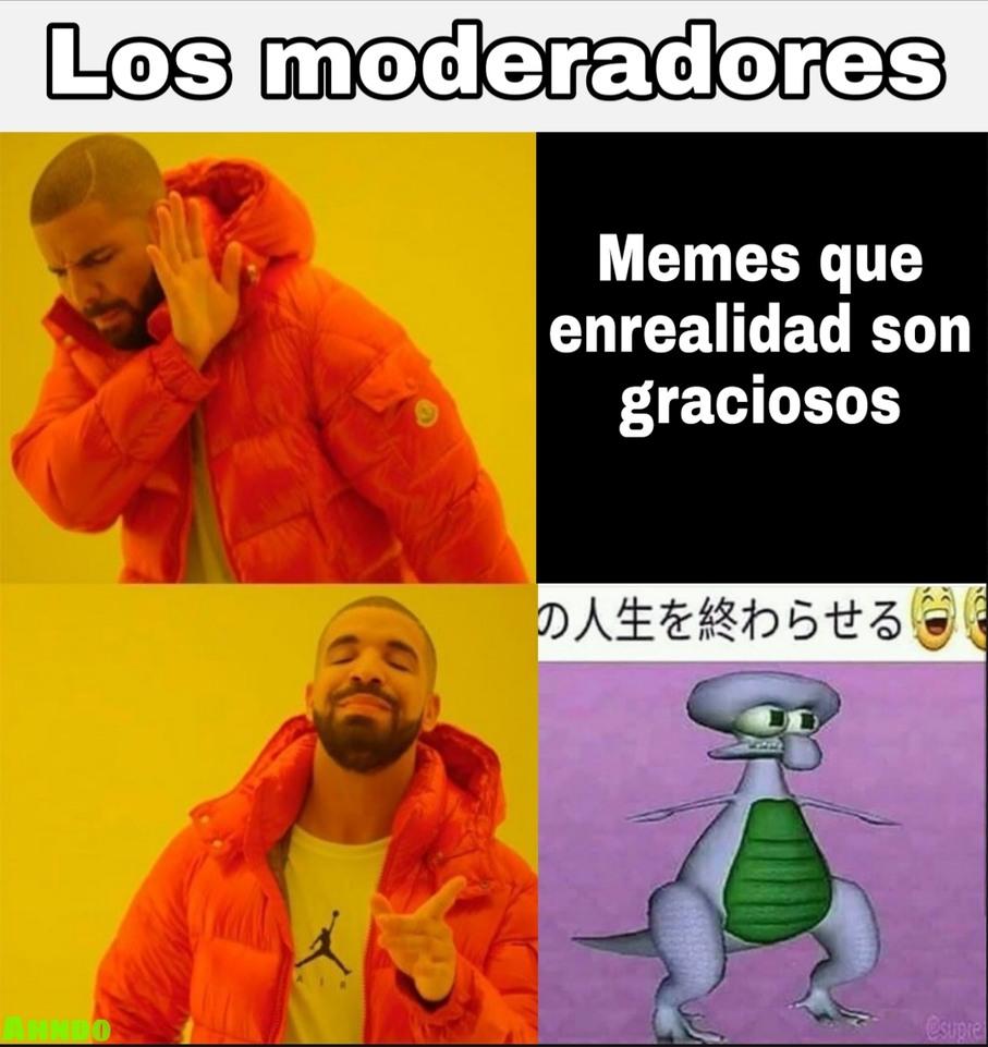 Aceptenlo si se atreven - meme