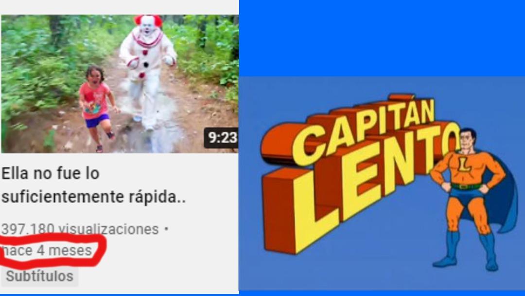 contexto: es un video que mas se a hecho famoso por 2019 o 2020 o yo no se y pues por eso puse eso si quieren saber cual es el nombre del youtuber es slumberr - meme