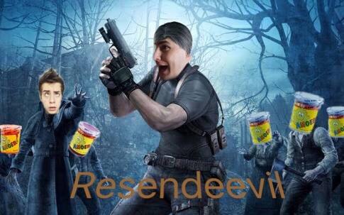 resendeevil 4 - meme
