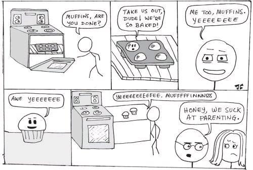Muffins - meme