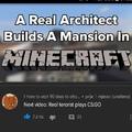 Cursed architect