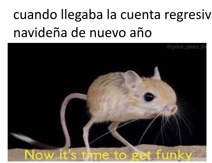 me alcanzo el tiempo - meme