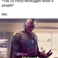 Maybe I am 4 people....