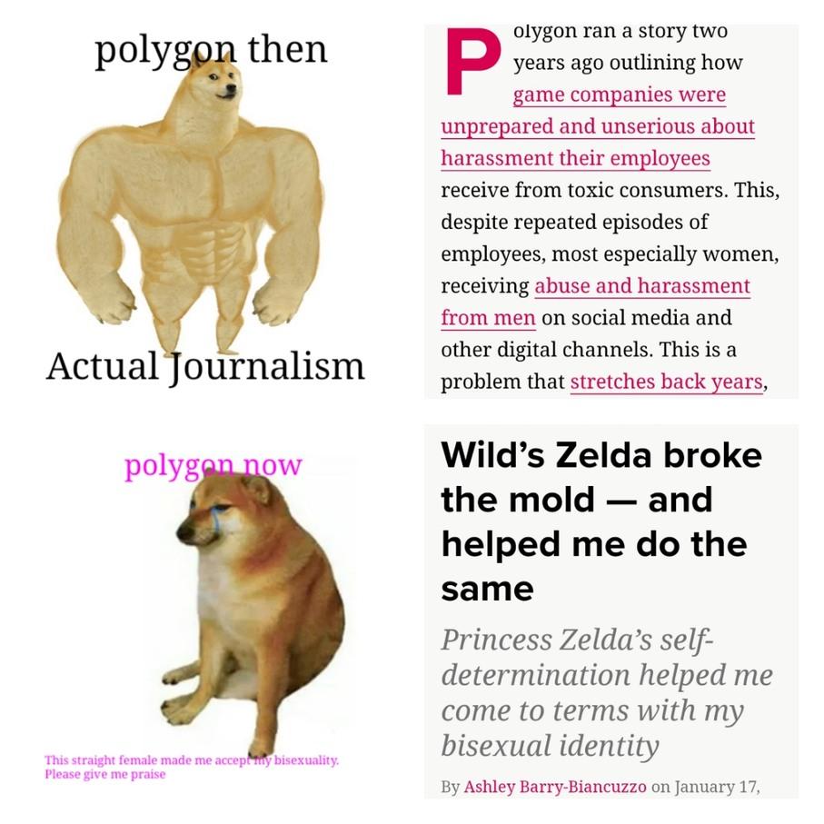 I hate journalist now - meme