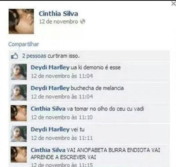 Portugues no Brasil - meme