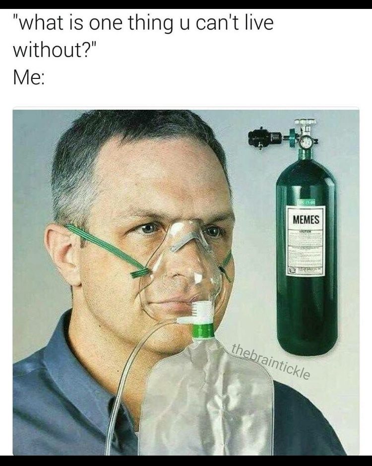 need my daily dose - meme