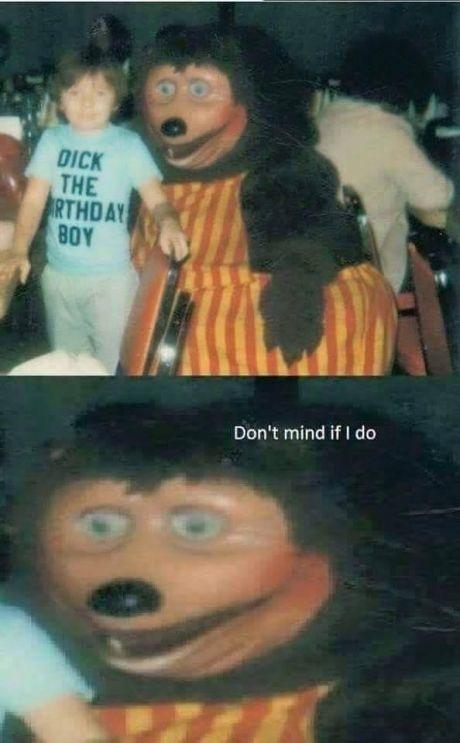 Dick - meme