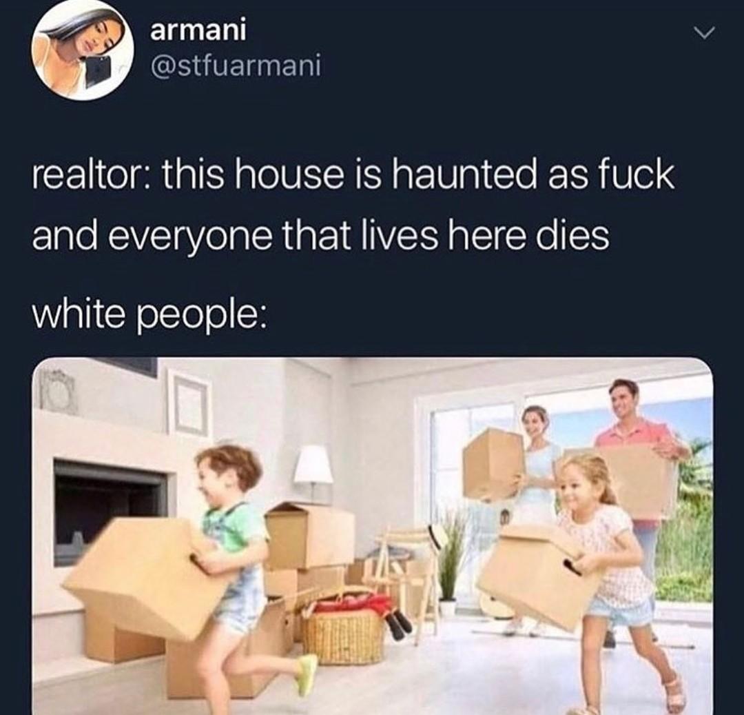 White people - meme