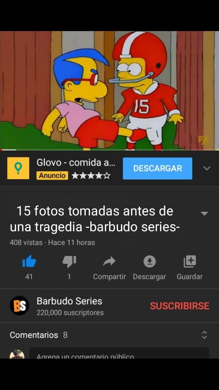 Barbudo series - meme