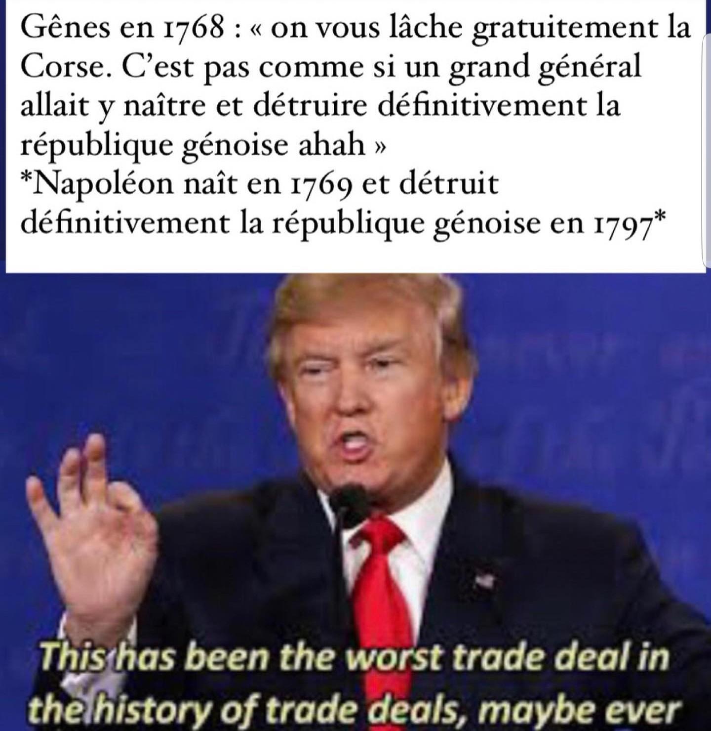 LEVEZ-VOUS POUR L'EMPEREUR! - meme