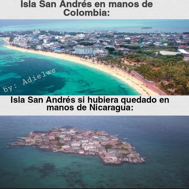 Devuelvan las islas malditos - meme