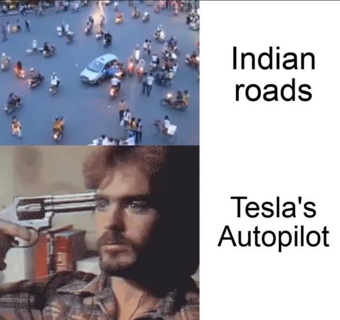 Qui a une Tesla ?(personnes lol) - meme