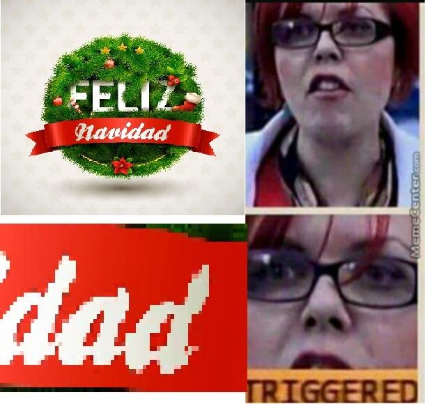 Sé que no es navidad pero me la pela (Por favor acepten mi meme que no me aceptan ninguno)