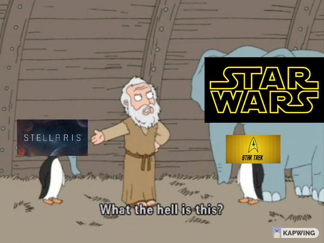 Stellaris Meme