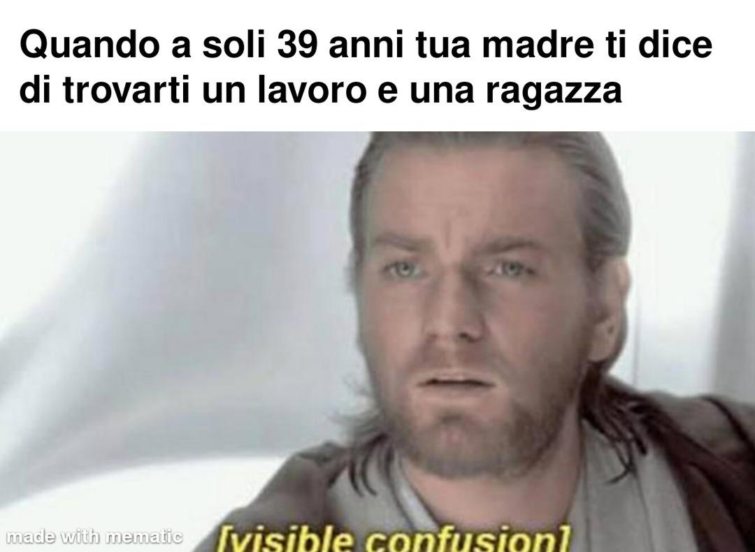 """A """"soli"""" 39 anni - meme"""