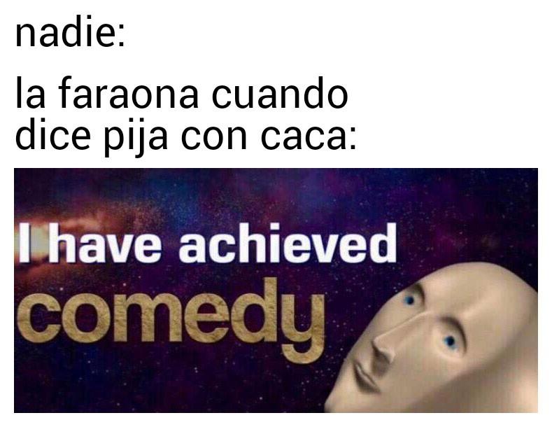"""COMEDIA"" - meme"