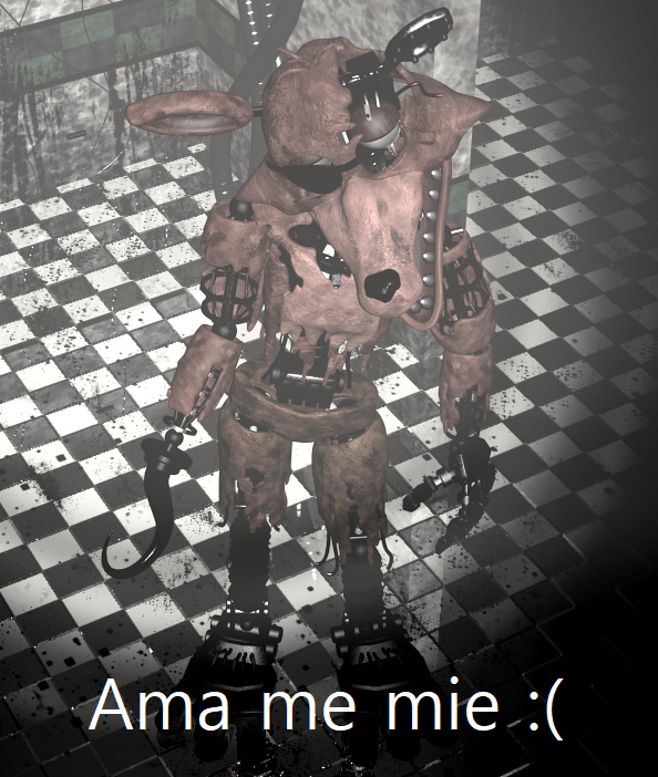 Ama me mie :( - meme