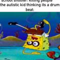 dum dum bang bang sounds like a rap god or something