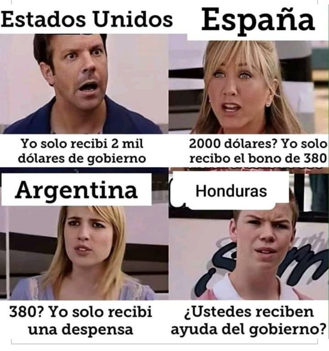 Normal em mi país - meme