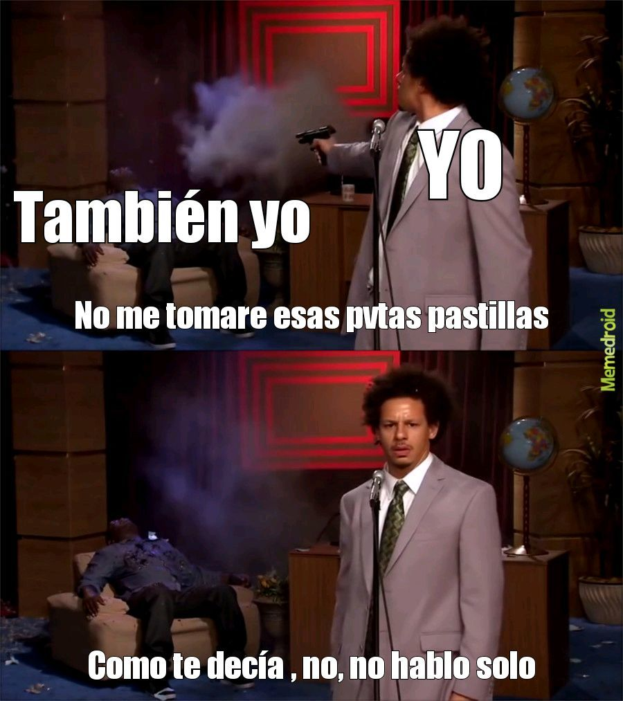 Eso yo - meme
