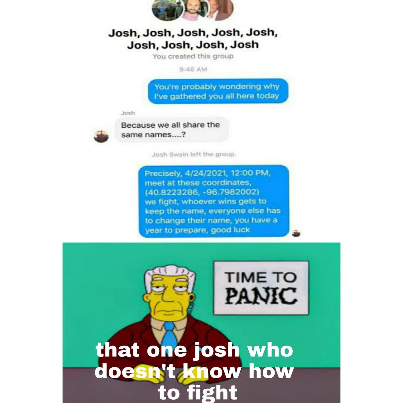 fight - meme