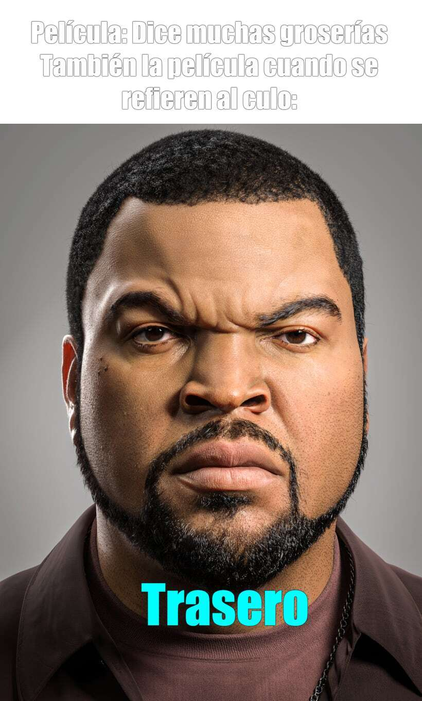 Creo que con Ice Cube cuadra un poco :yaoming: - meme