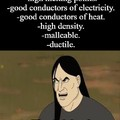 That's so metal