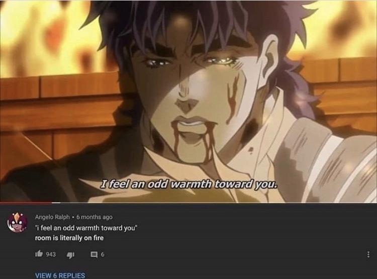 Jonathan best Jojo - meme