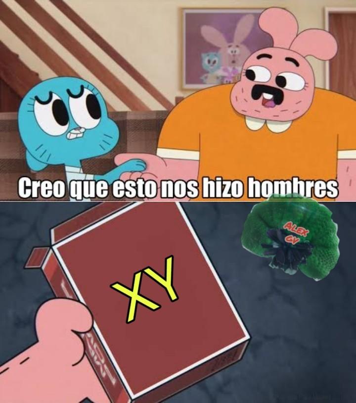Xy - meme