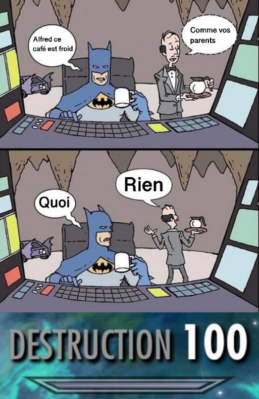 C'est drôle les orphelins - meme