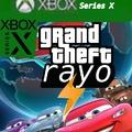 Ya salio el Grand theft Rayo