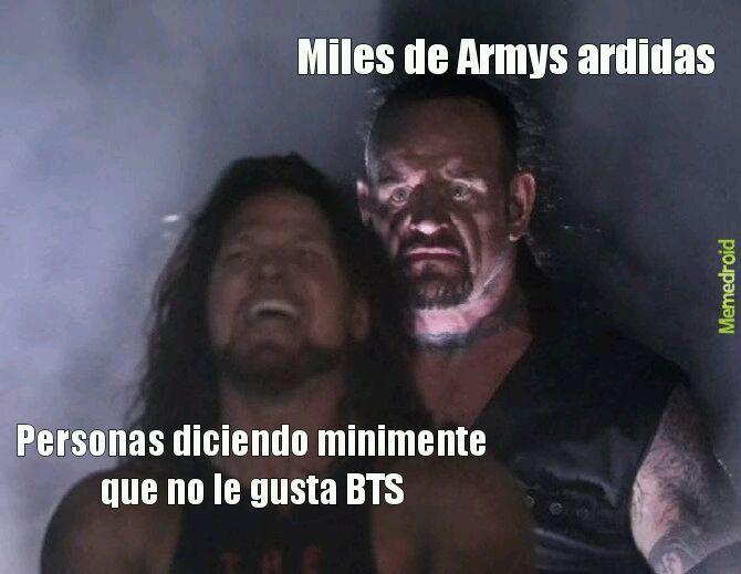 Pinshes armys - meme