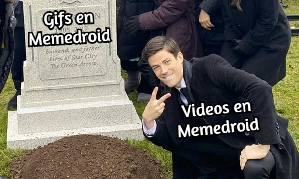 Que descansen en paz - meme