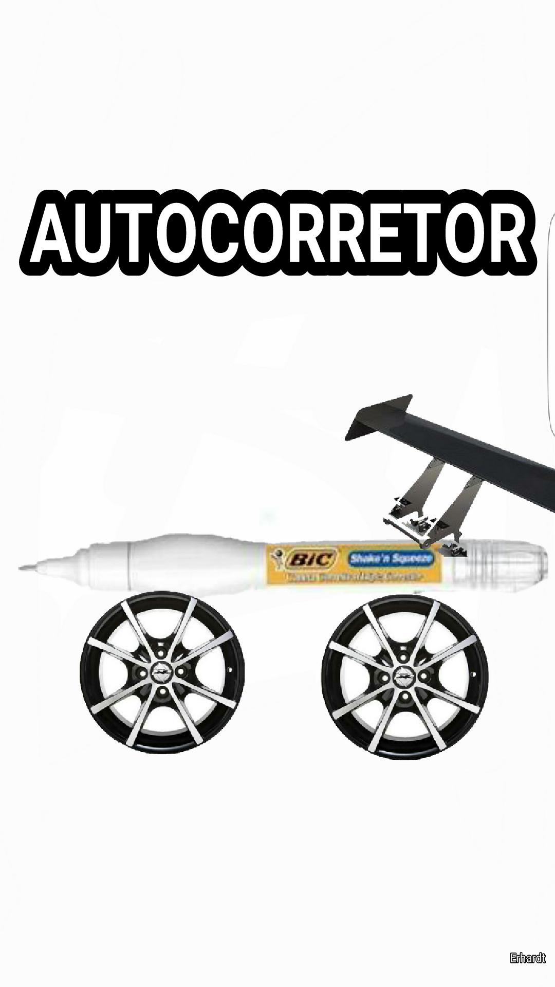 Autocorretor - meme