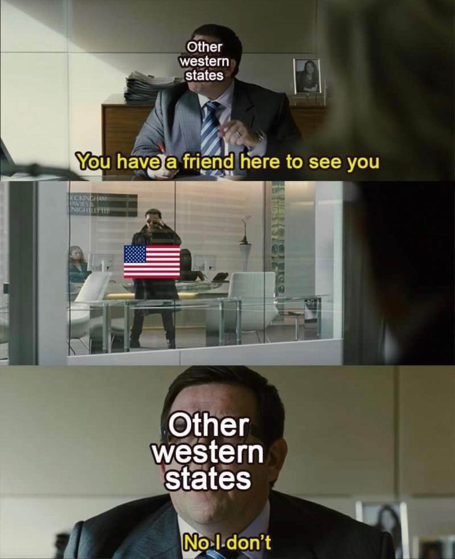 the world's end - meme