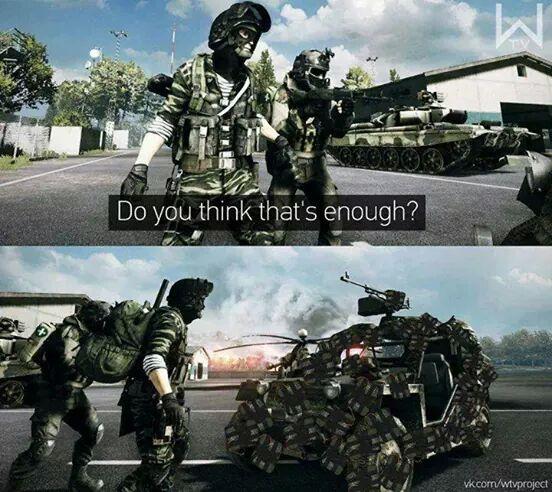 Battlefield 3 - meme