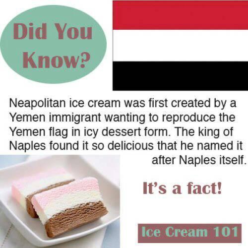 Neapolitan Ice Cream Meme