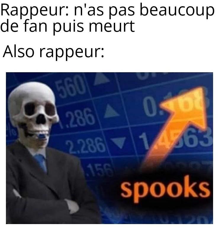 Rappeur - meme