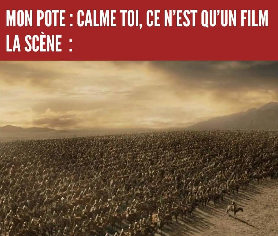 The scène - meme