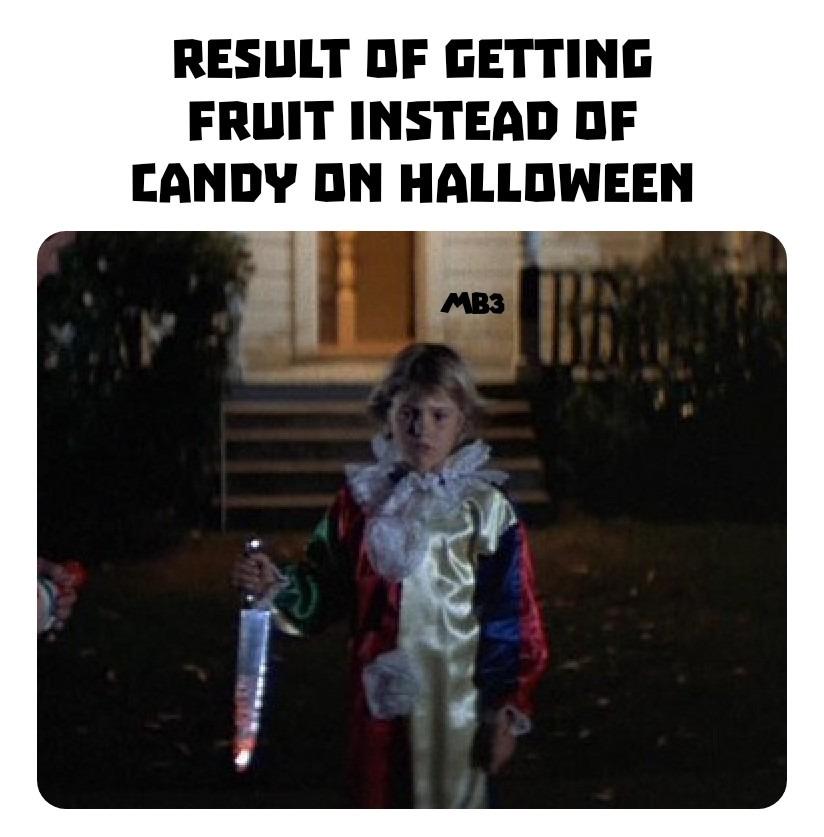 Halloween Candy - meme